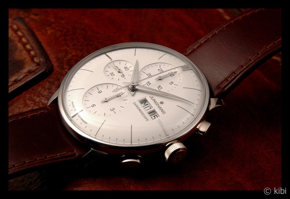 CHI - Junghans Chronometer DSC_4484