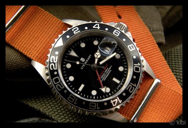 Steinhart GMT - Ocean 1